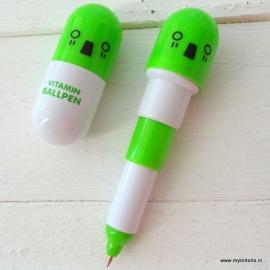 Vitamine pen Groen
