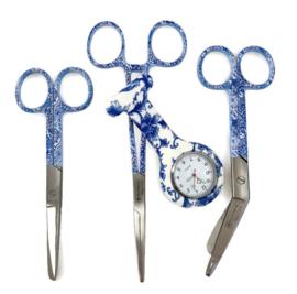 Hollands Blauw style - scharenset & Zorghorloge