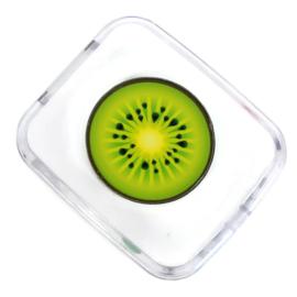 lenzendoosjes Fruity KIWI