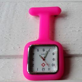 Nursewatch vierkant Pink