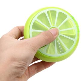 Pillendoosje fruity lemon