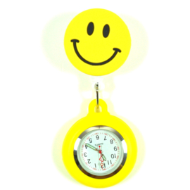 Zusterhorloge Flex Happy Face