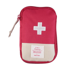 POCKET EHBO KIT GO! ROOD