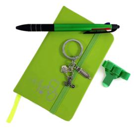 Schrijf & Blijf set voor zorgprofessionals - GROEN