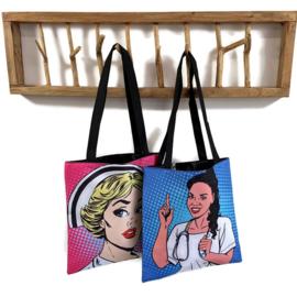 Verpleegtas Pop-Art compact - MEDICAL ADVICE