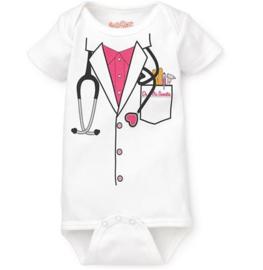 BABY ROMPERTJE DR. SWEETS MEISJE 6 MAANDEN