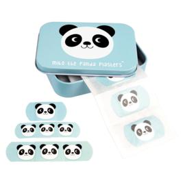 Pleisters in blikje - Panda - Rex London