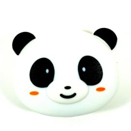 Lenzendoosje Zwart - Wit  Panda