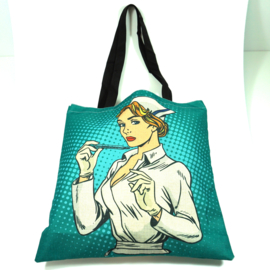 Tas Pop-Art nurse FEVER