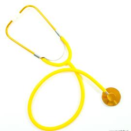 Stethoscoop basic geel
