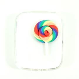 Lenzendoosje candy - Wit