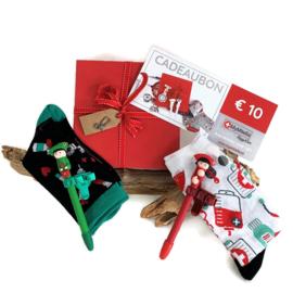 Happy2Care cadeau + cadeaubon