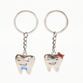 Duo Sleutelhangers Mr. & Ms. Dental