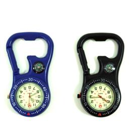 Medisch Horloge Karabijn & Kompas