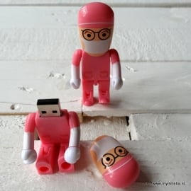 USB STICK ARTS PINK