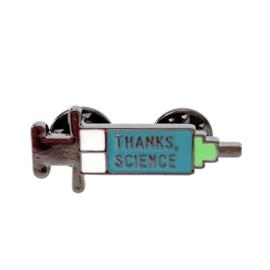 Speldje - Vaccinatie - Thanks Science