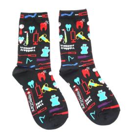 Happy2Care tandarts sokken Dental