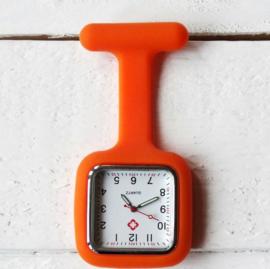 Nursewatch vierkant Oranje
