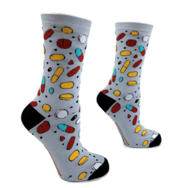 Happy2Care Apotheek sokken Pillen & medicatie