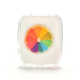 Lenzendoosje Fruity - rainbow