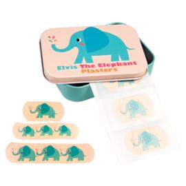 Pleister blikje olifant- Rex London