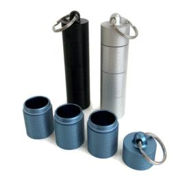 Waterdicht - Pillendoosje - metaal
