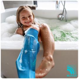 Zwemhoes & douchehoes BLOCCS  kind onderbeen