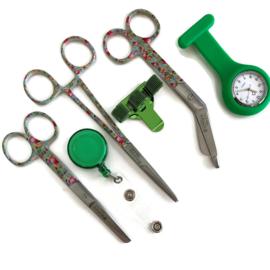 Flamingo Zorgset scharen + tools