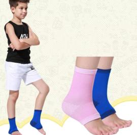 Elastische kinder enkelbandage sportbrace