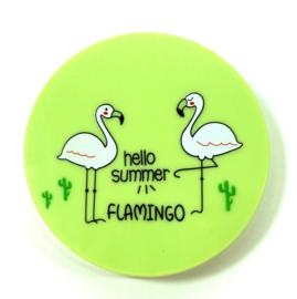 Flamingo Lenzendoosje mint