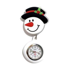 Zorghorloge Flex Sneeuwman