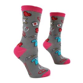 Happy2Care sokken Zorg & Ziekenhuis