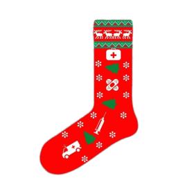 Happy2Care sokken op de werkvloer