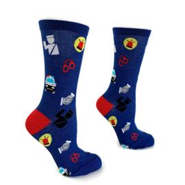 Happy2Wear Politie sokken