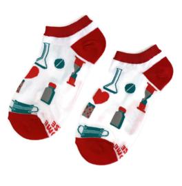 H2C verpleegkundige ENKEL sokken - Awesome Nurse