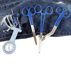 Jeans Style - scharenset & Zorghorloge