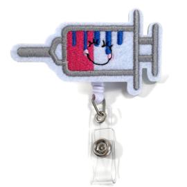 Jojo- zipper - Injectiespuit - smile
