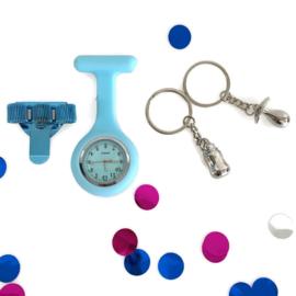 Cadeauset Kraamzorg blauw