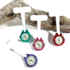 Shine & style - Verpleegkundige horloge aqua