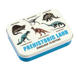 Pleisters in blikje - Dino's - Rex London