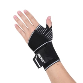 Set van 2 - Elastische wrap around bandage pols & duim