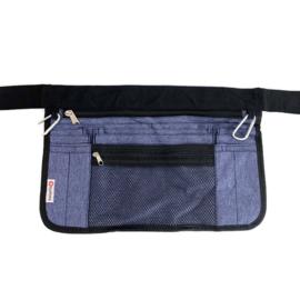 Jeans Blauw Heuptas-zorgtas XL
