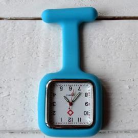 Nursewatch vierkant Aqua