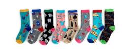 Happy2Care sokken - zakelijk of gepersonaliseerd