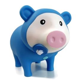 Kraam Spaarvarken Baby BIG - Blauw