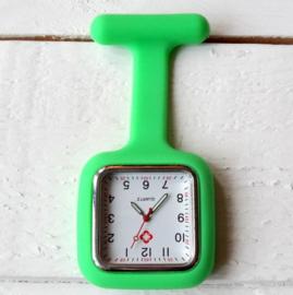 Nursewatch vierkant Groen