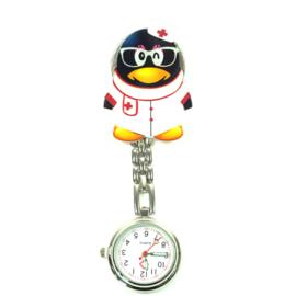Verpleegstershorloge Doctor Pinguin