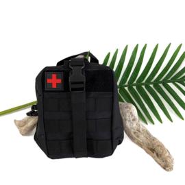 EHBO set / tas Go Outside Zwart