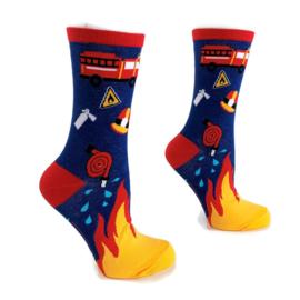 Happy2Wear Brandweer sokken