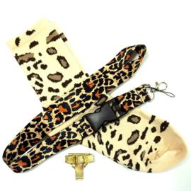 Zorggift Trendy dierenprint Luipaard